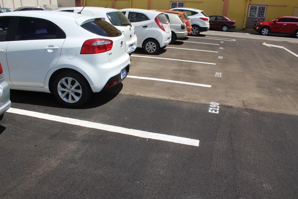 parkeervak