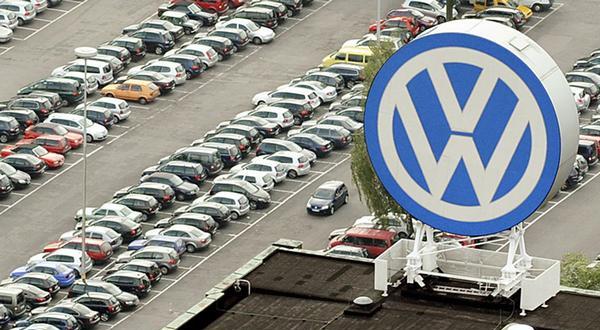 Volkswagen edificio Alemania