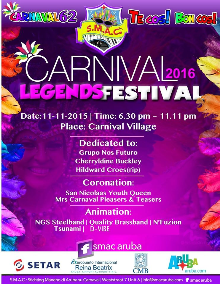 Carnival Legends Festival