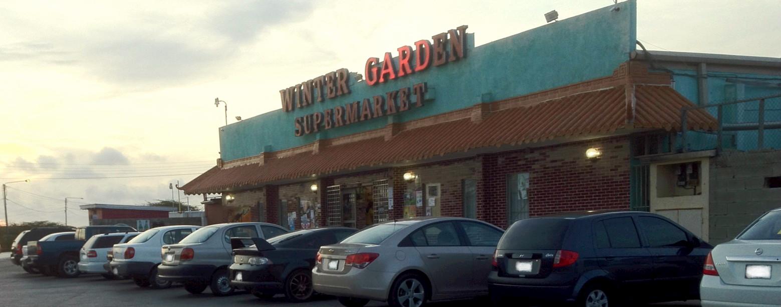 Wintergarden supermercado