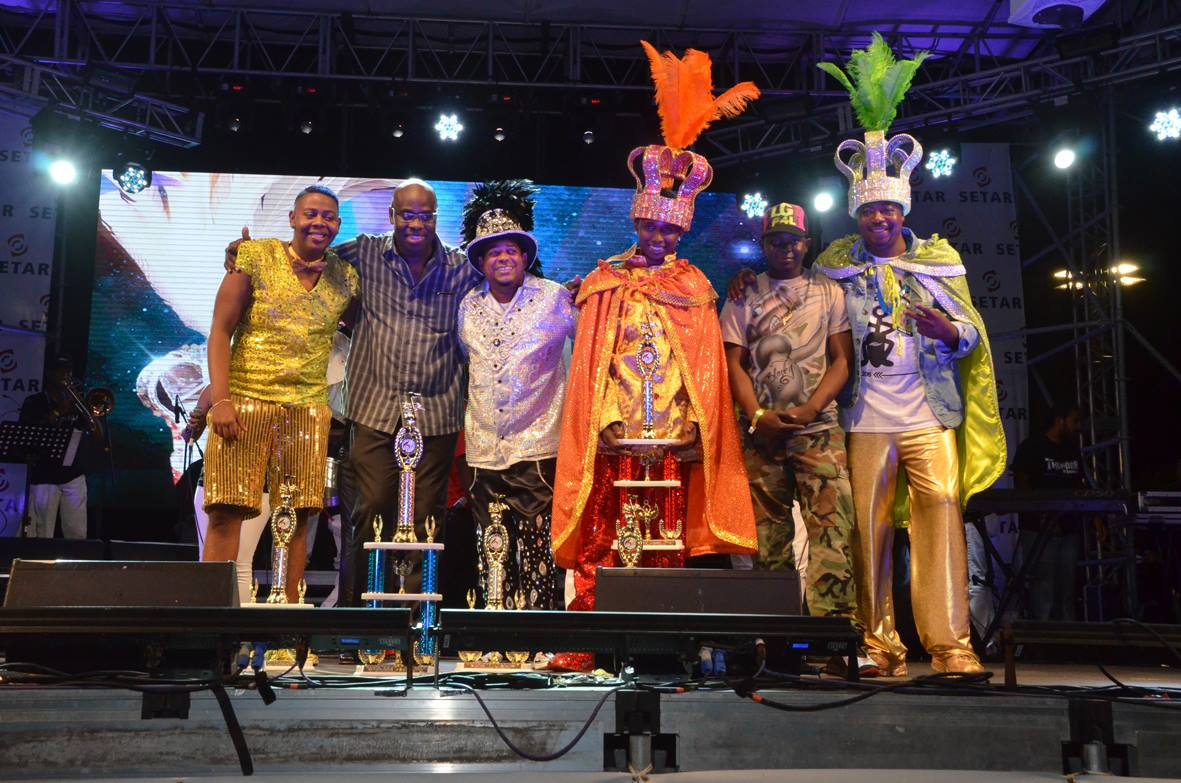 Caiso y Soca Monarch 2015